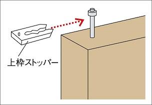 ブレーキ機構連動タイプの説明画像