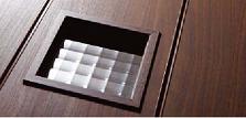 チェッカーガラスの画像