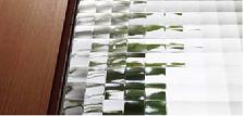 チェッカー熱処理ガラスの画像