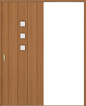 ファミリーライン室内引戸の画像
