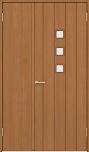 ファミリーライン親子ドアの画像