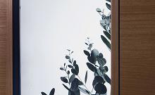 ウッディーライン透明ガラスの画像