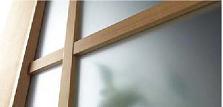 印刷焼付け熱処理ガラスの画像