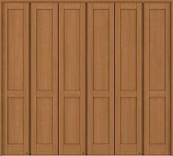 間仕切り戸デザインCKAの画像