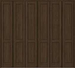 折れ戸間仕切りckaクリエモカの画像