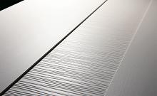 ウッディーラインレリーフ仕上げパネルの画像