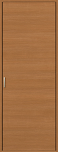 ウッディーラインクローゼットドア片開き戸の画像