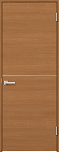 ウッディーライン室内標準ドアの画像