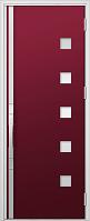 デザインS型ドア種類片開きドアの画像