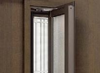 F85型採風ドア室内側の画像